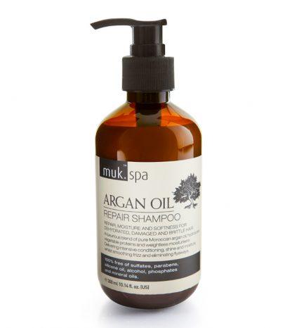 Hydratační regenerační šampon na vlasy s arganovým olejem